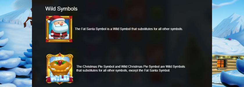 Fat Santa - symbols